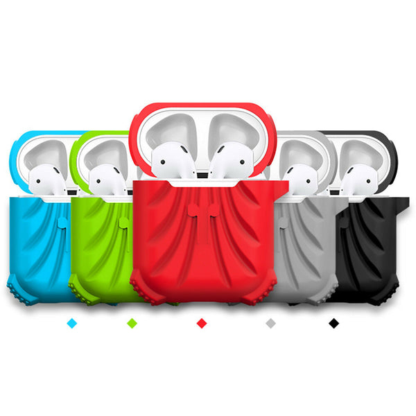 AirPods Case Protective Silicone Cover AirPod Earphone Charging Case - InfinityAccessories017