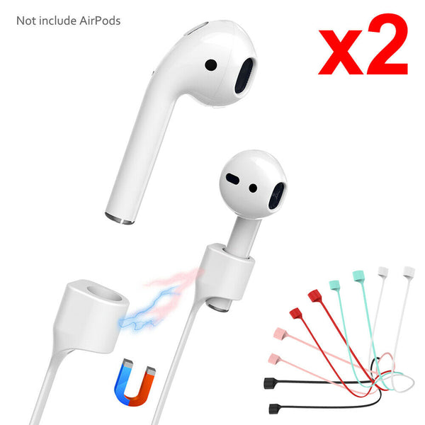 AirPods Strap Anti-lost Magnetic Loop Strap String Rope Connector - InfinityAccessories017