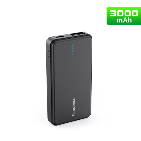 ESOULK 3000 mAh Universal Power Bank
