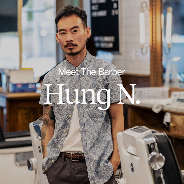 Meet The Barber - Hung