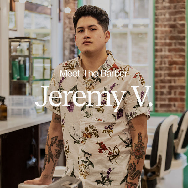 Meet The Barber - Jeremy