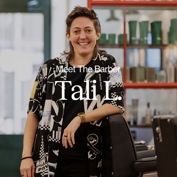 Meet the Barber - Tali