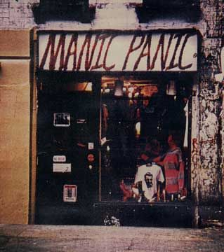 Dye Dye Dye My Darling: Manic Panic's Beginnings on St. Marks Place