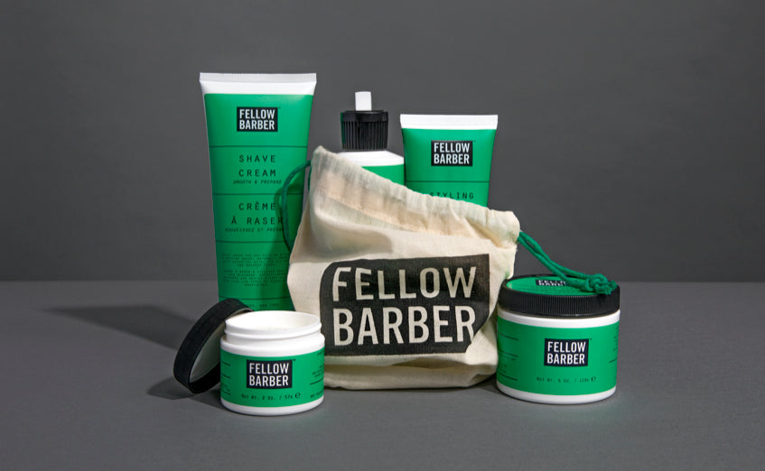 Fellow Barber Products