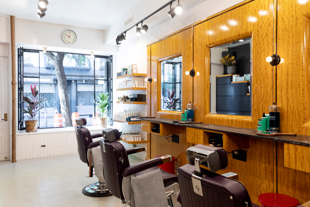 Interior Barbershop