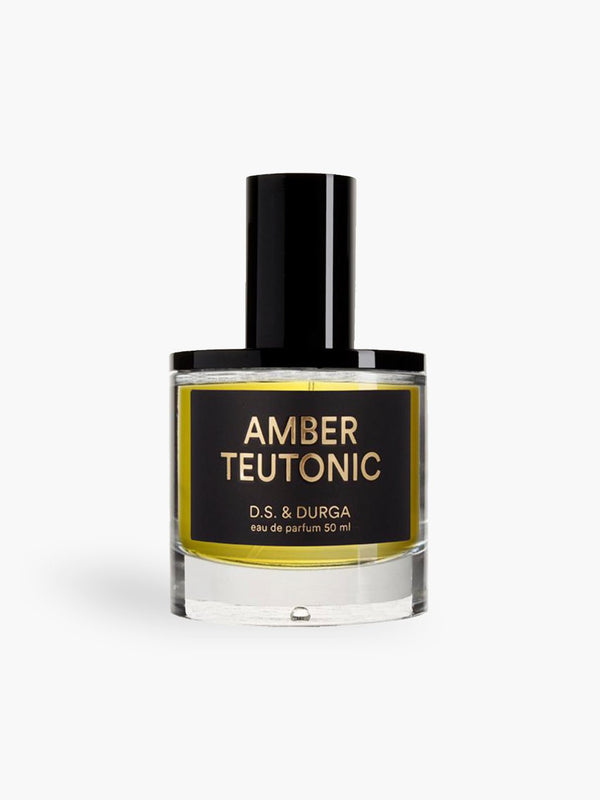 Amber Teutonic Fragrance Bottle