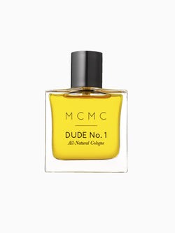 MCMC Dude No.1 All Natural Cologne