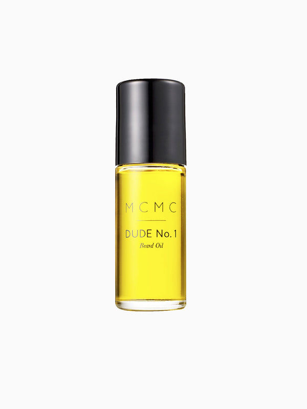 MCMC Dude No.1 Beard Oil