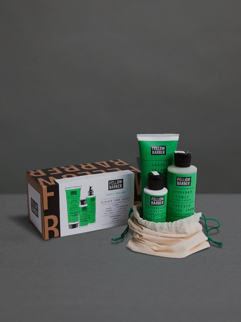 Shave Regime Kit with Box