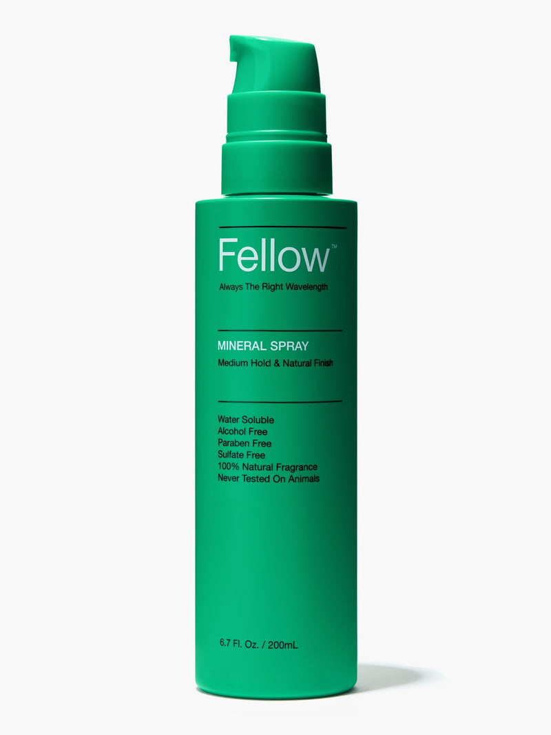 Fellow Mineral Spray without the cap