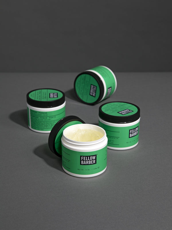 Strong Pomade Jars