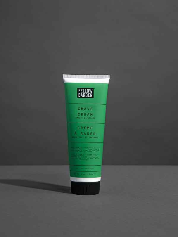 Shave Cream Front