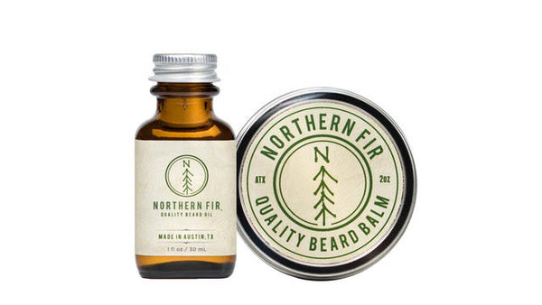 Northern Fir Quality Beard Balm