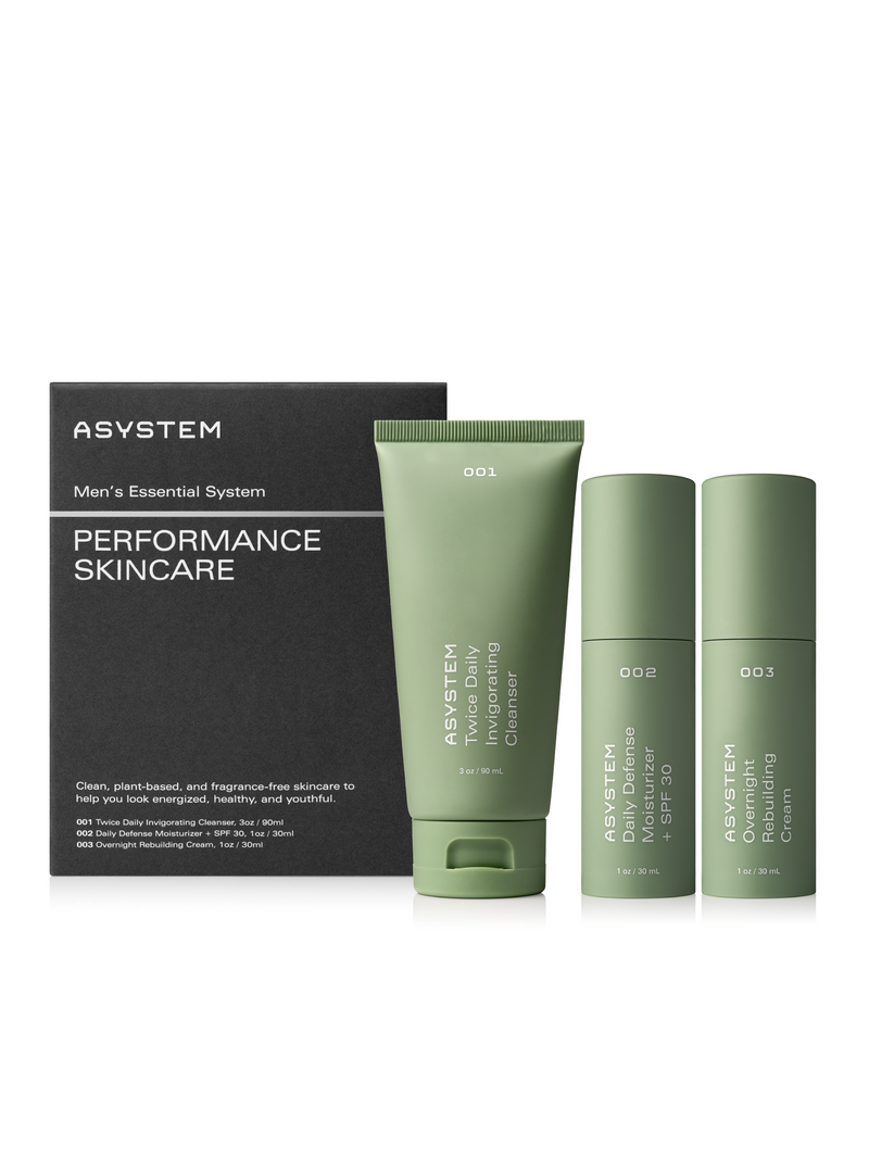 ASYSTEM Performance Skin Care