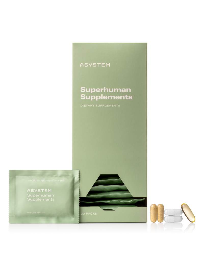 ASYSTEM Super Human Supplements