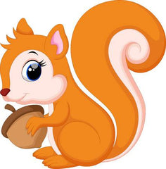 The Wriggler Help Them Learn Cognitive Development Long Term Storage and Retrieval Squirrel