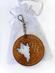 HH Exclusive Hand Made Ghost Bag Tag