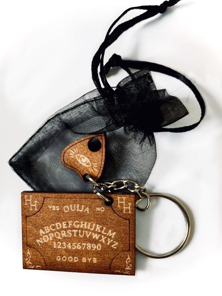 HH Exclusive Hand Made Ouija Board Key Ring