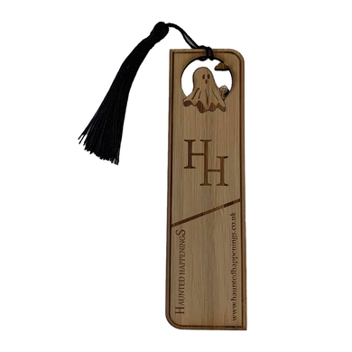 HH Exclusive Hand Made Bamboo Bookmark