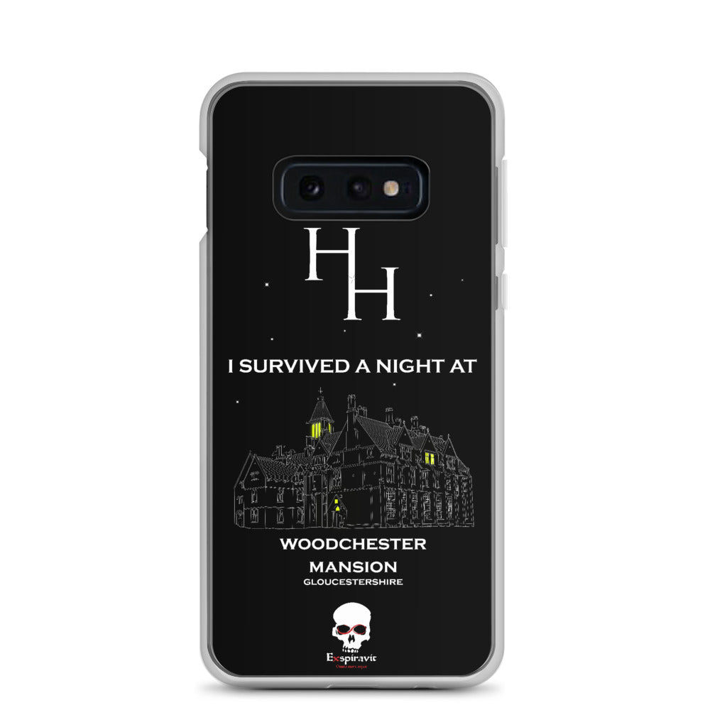 HH Exclusive Woodchester Mansion Samsung Case S10e