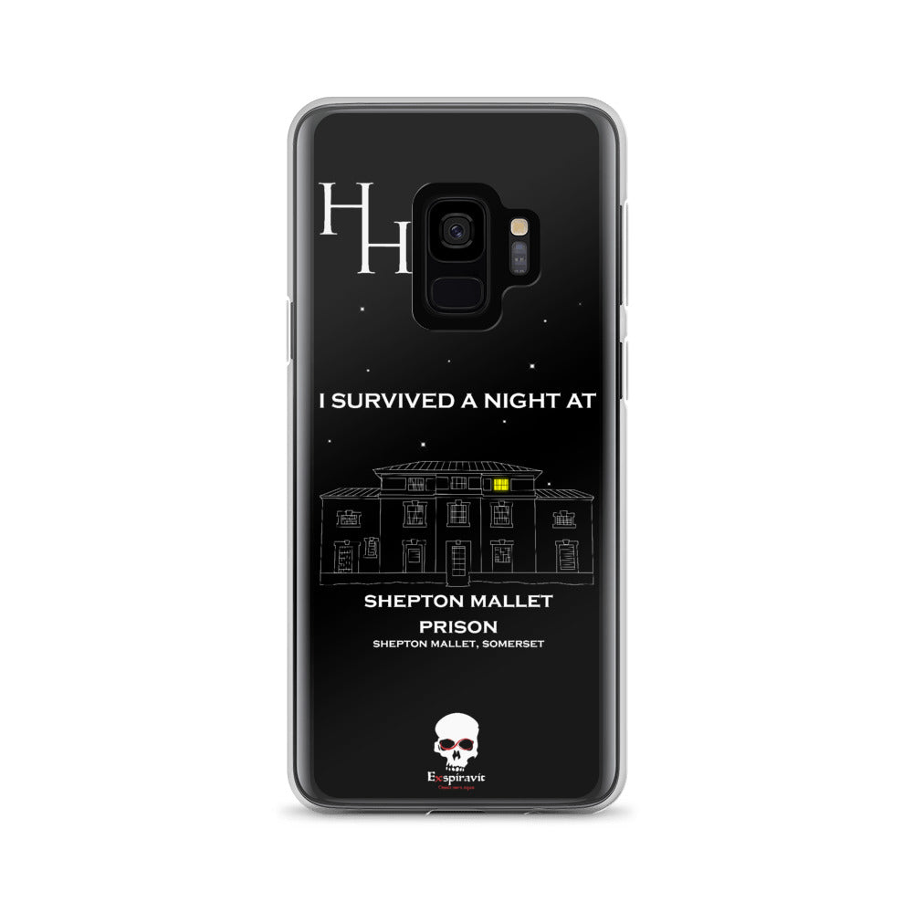 HH Exclusive Shepton Mallet Prison Samsung Case S9/S9+