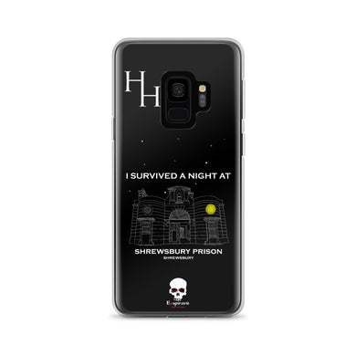 HH Exclusive Shrewsbury Prison Samsung Case S9/S9+