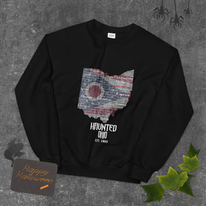 Haunted Ohio Unisex Jumper Sweatshirt
