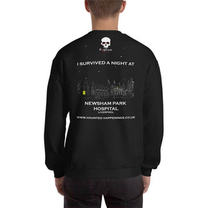 HH Exclusive Newsham Park Hopsital Unisex Jumper