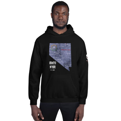 Haunted Nevada Unisex Hoodie