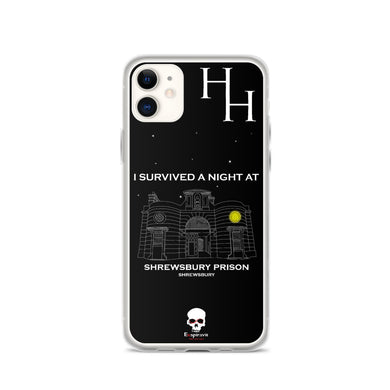 HH Exclusive Shrewsbury Prison iPhone Case