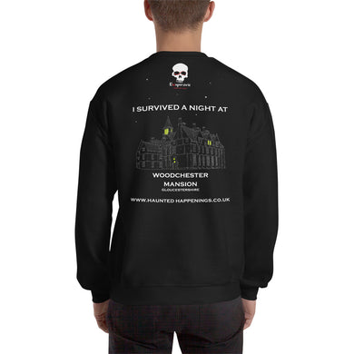 HH Exclusive Woodchester Mansion Unisex Jumper