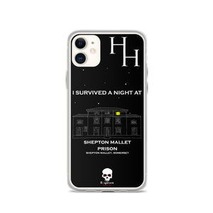 HH Exclusive Shepton Mallet Prison iPhone Case