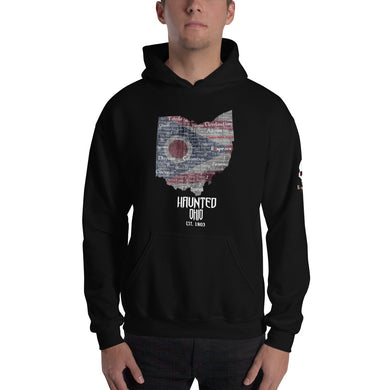 Haunted Ohio Unisex Hoodie