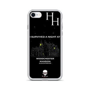 HH Exclusive Woodchester Mansion iPhone Case