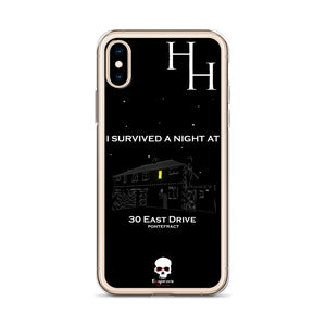 HH Exclusive 30 East Drive iPhone Case