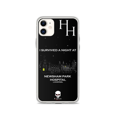 HH Exclusive Newsham Park Hospital iPhone Case