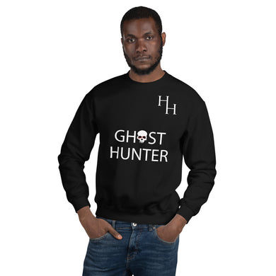 Haunted Happenings Ghost Hunter Unisex Jumper