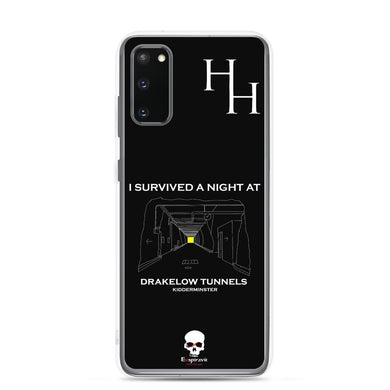 HH Exclusive Drakelow Tunnels Samsung Case S20/S20+/S20 Ultra
