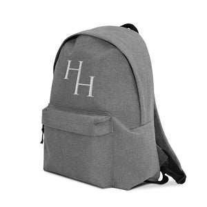 HH Exclusive Embroidered Backpack
