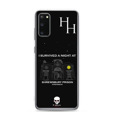 HH Exclusive Shrewsbury Prison Samsung Case S20/S20+/S20 Ultra