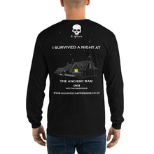 Load image into Gallery viewer, HH Exclusive Ancient Ram Inn Mens Long Sleeve Cotton Shirt