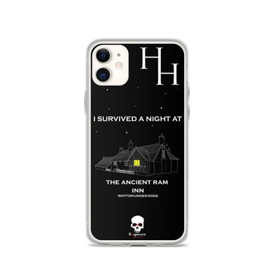 HH Exclusive Ancient Ram Inn iPhone Case
