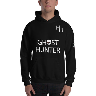 Haunted Happenings Ghost Hunter Unisex Hoodie