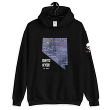 Load image into Gallery viewer, Haunted Nevada Unisex Hoodie