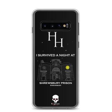 HH Exclusive Shrewsbury Prison Samsung Case S10/S10+