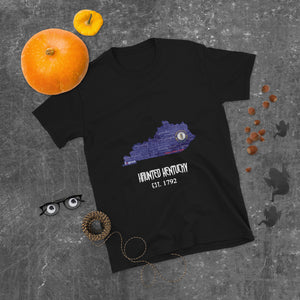 Haunted Kentucky Unisex Tee
