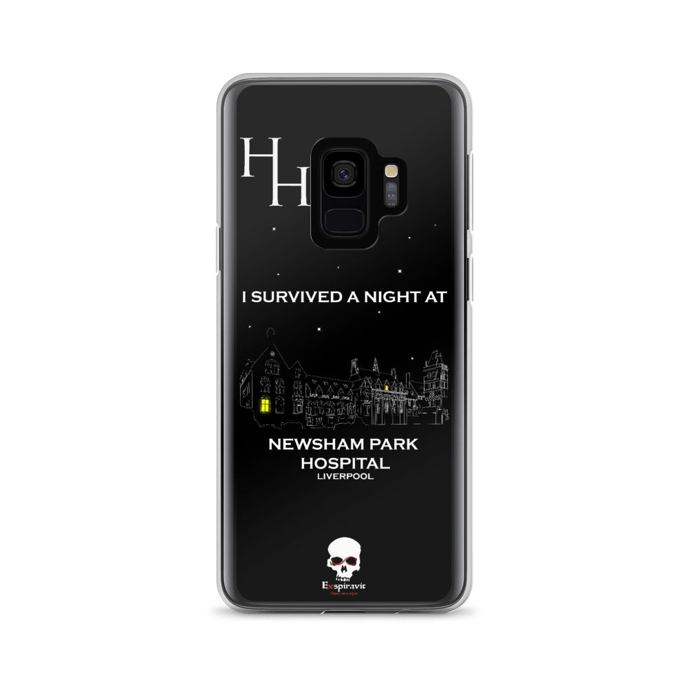 HH Exclusive Newsham Park Hospital Samsung Case S9/S9+