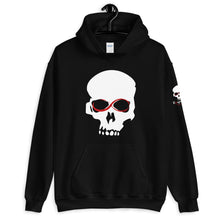 Load image into Gallery viewer, Exspiravit Limited Edition Skull Logo Unisex Hoodie