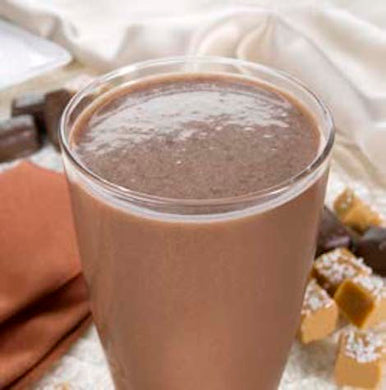 Salted Caramel Chocolate Meal Replacement Shake