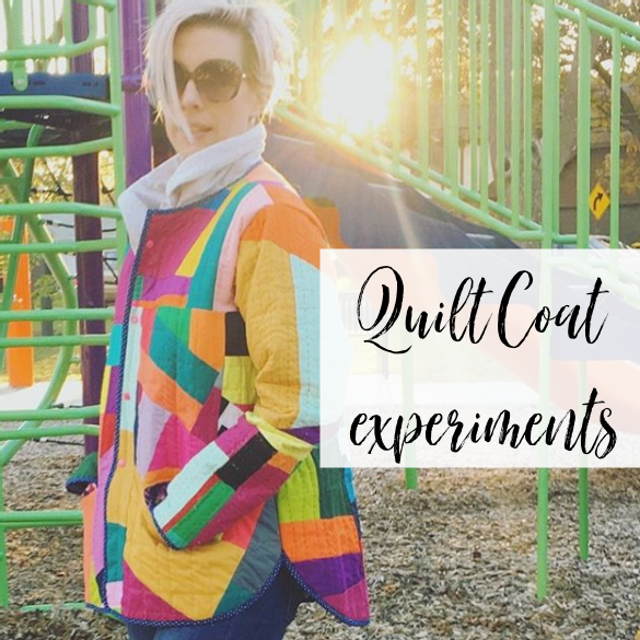 Quilt Coat Trials